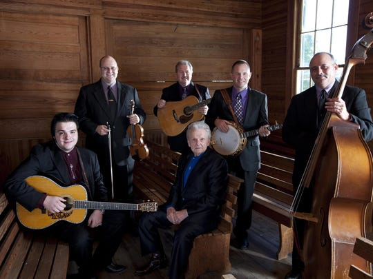 Ralph Stanley and the Clinch Mountain Boys will perform Friday, July 10, at the Uncle Dave Macon Days Old-Time Music and Dance Festival.
