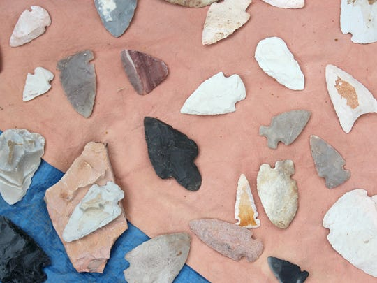 "The Arkansas Historic Preservation Program will hold a ""knap-in"" from 10 a.m. until 3 p.m. Saturday at the Jacob Wolf House Historic Site in Norfork. Flintknapping is the art of making tools using fine-grained rocks, such as flint or chert."