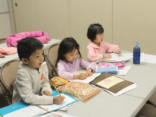 Chinese School of Iowa City teaches language, heritage
