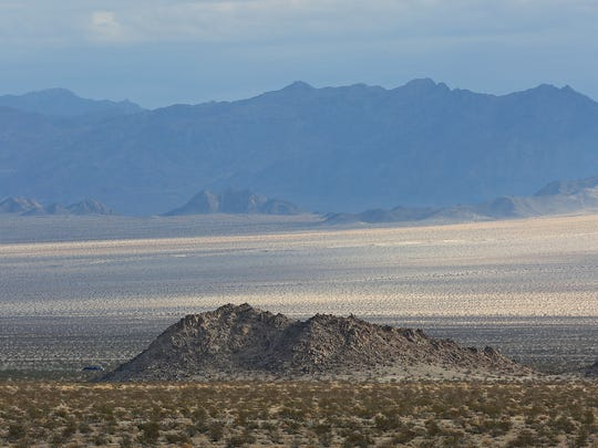 The Desert Renewable Energy Conservation Plan would