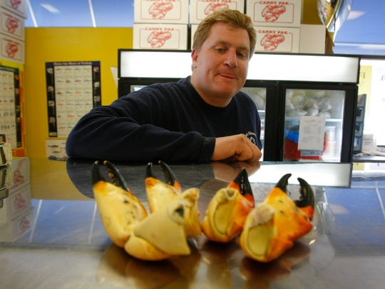 Louis Pirilli is the owner of Port Chester Seafood,