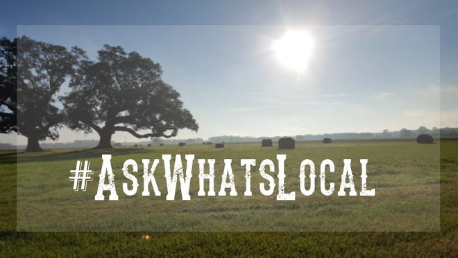Central Louisiana folks can participate in the region's first #AskWhatsLocal Challenge starting June 1.