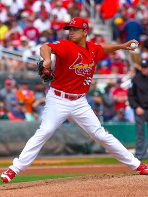 Rocky Mountain High School graduate Marco Gonzales has been recalled to MLB by the St. Louis Cardinals, marking his first big league appearance since 2015.