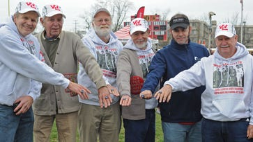 West Lafayette honors 1964 state cross country champions with rings
