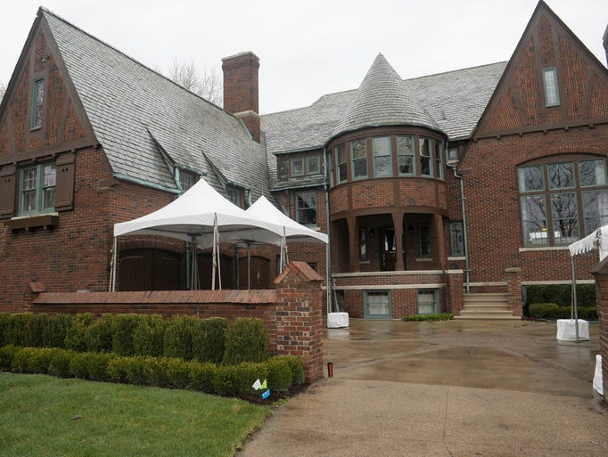 A 1927 English Tudor on Lake St. Clair in Grosse Pointe