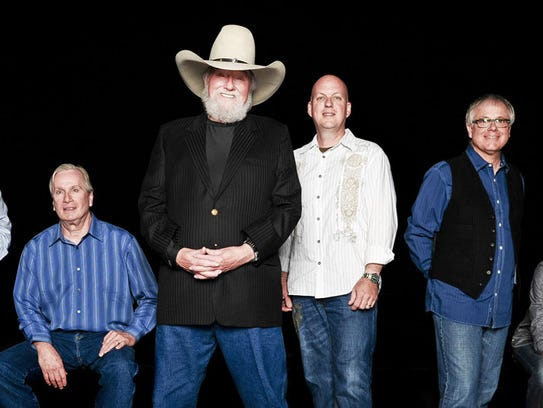 The Charlie Daniels Band stop at the Admiral Theatre