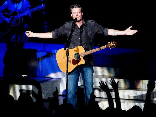 "Blake Shelton will headline the American Family Insurance Amphitheater on July 6. It will be the third time the country music artist will headline the Summerfest amphitheater. His last appearance there was just two years ago. Since then, Shelton released his 11th studio album, ""Texoma Shore,"" featuring Billboard's country airplay chart-topper ""I'll Name the Dogs."""
