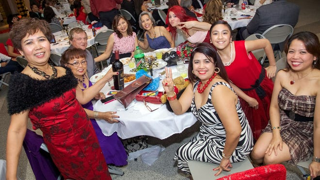Attendees enjoyed themselves during the Space Coast Pinoys Awards in February. Several of the SC Pinoys will attend the Sanlahi-SCP Charity Golf Tournament and the Philippines May Festival this weekend.
