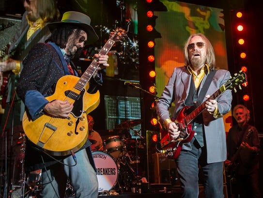 Tom Petty and the Heartbreakers performed June 17 at