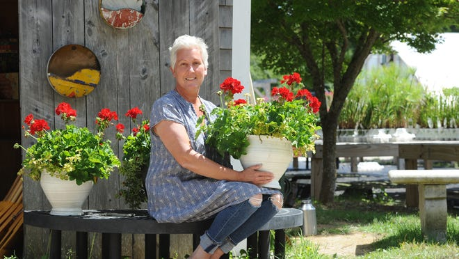 Sassy Richardson talks about the Farm, a family owned and operated nursery and garden center in Orleans.