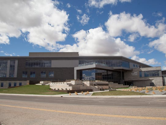 Dixie Technical College celebrated its permanent new