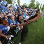 Detroit Lions announce 7 open training camp dates, starting July 31