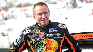 Mark Martin said he doesn't understand Carl Edwards' shocking decision to step away from racing at age 37.