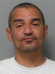 Richard Medina, 43, as shown in a South Burlington