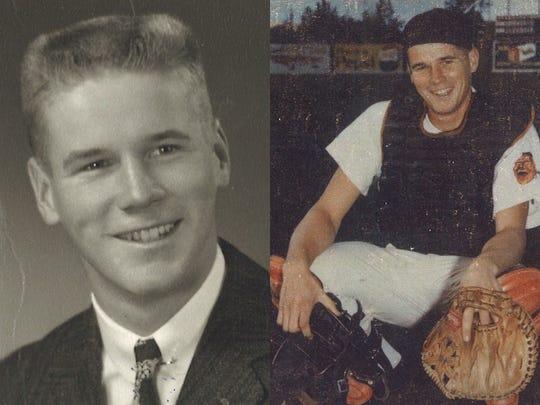 Marine 2nd Lt. Morrell J. Crary was killed Nov. 1,
