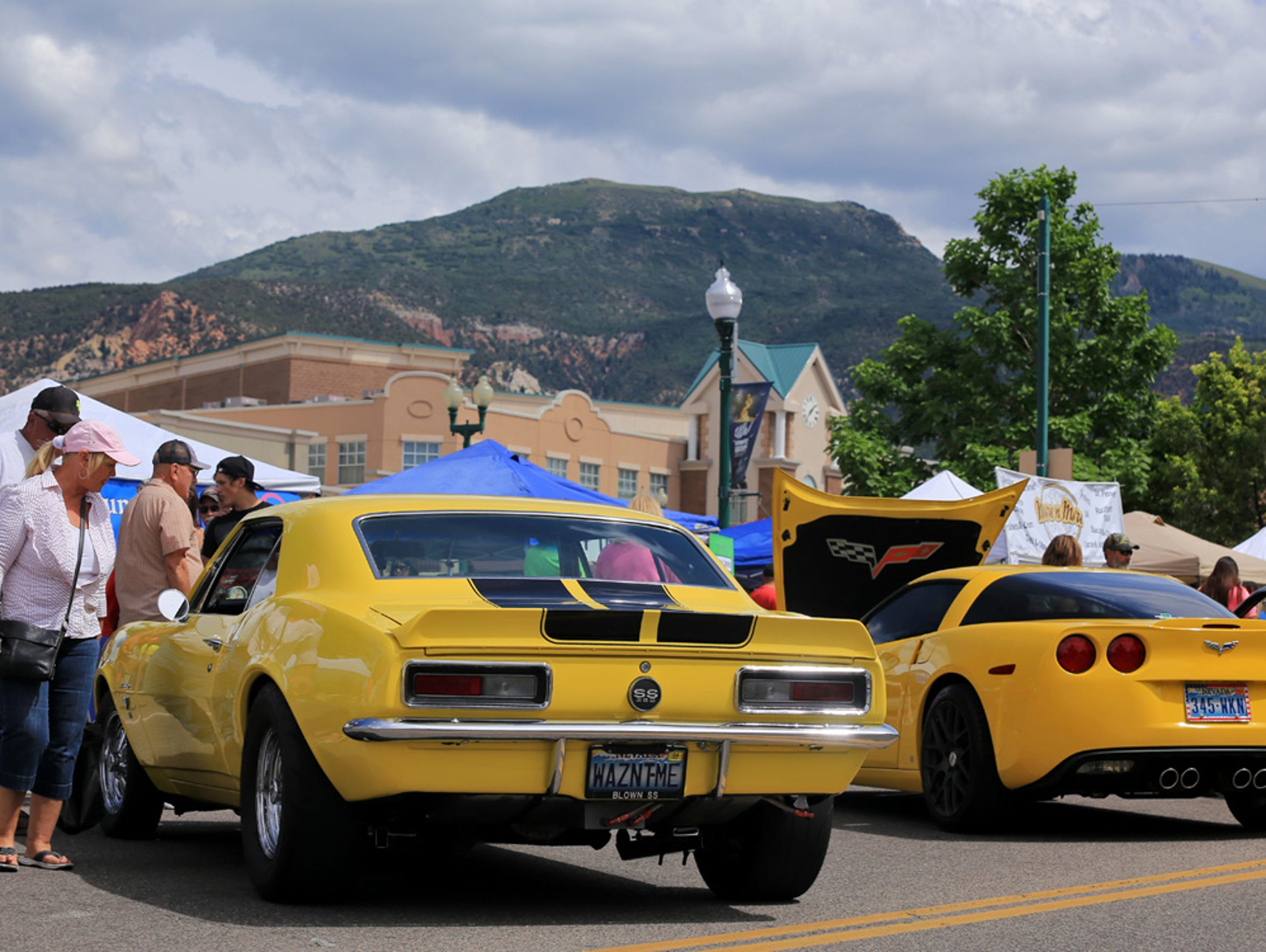 The July Jamboree took over Main Street on Saturday