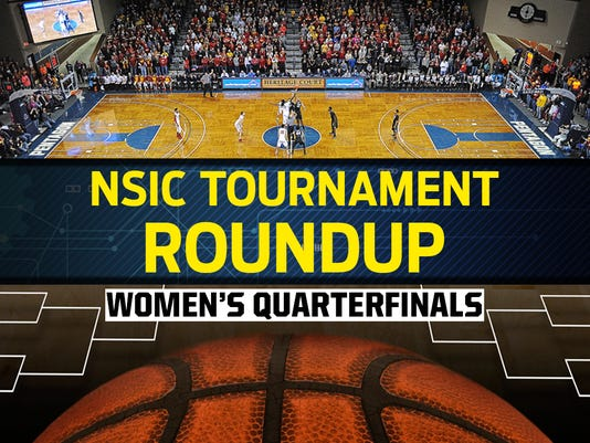 NSIC Tournament roundup: Quarterfinals