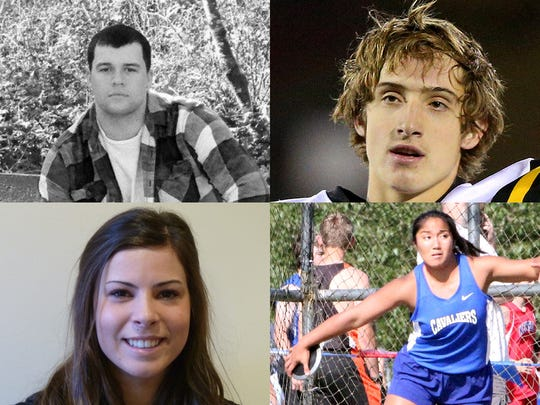 Candidates for Athlete of the Week, May 16