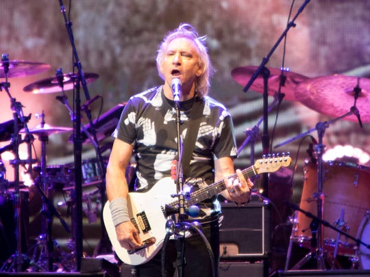Joe Walsh performs at Ak-Chin Pavilion, Sunday, May