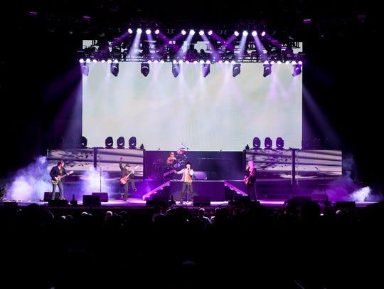 Bad Company performs at Ak-Chin Pavilion, Sunday, May