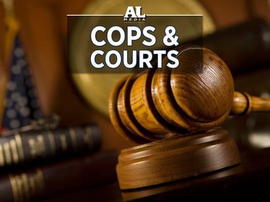 Cops & Courts Tile - 3