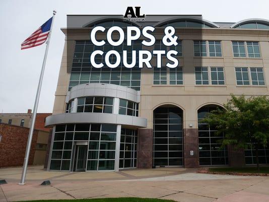 Cops & Courts Tile - 2