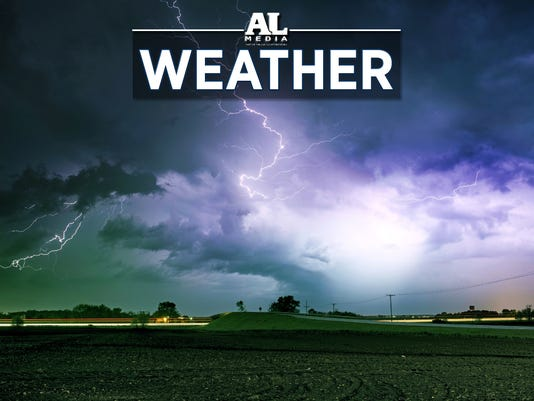 Weather Tile - 4