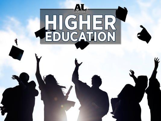 Higher Education Tile