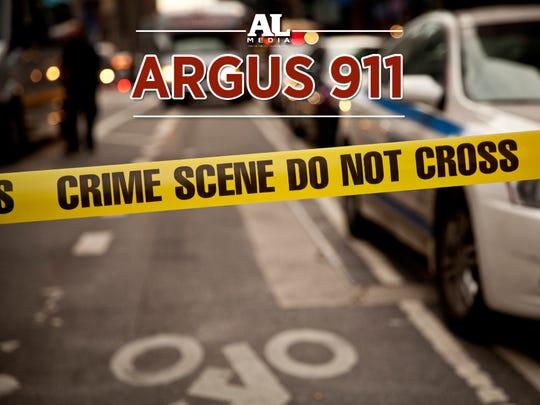 Crime scene Argus 911 tile