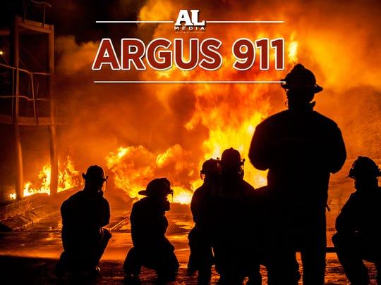 Argus 911 fire tile