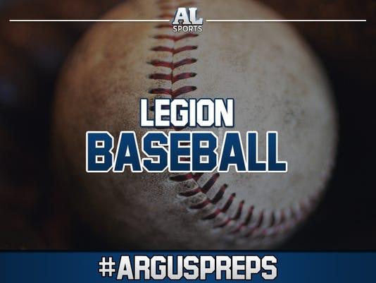 Legion baseball tile