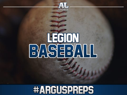 Legion baseball tile