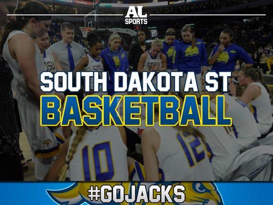 #GoJacks Women's Basketball Tile