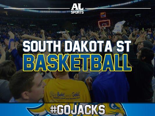 #GoJacks Men's Basketball Tile