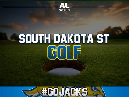 #GoJacks Golf Tile