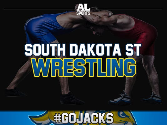 #GoJacks Wrestling Tile