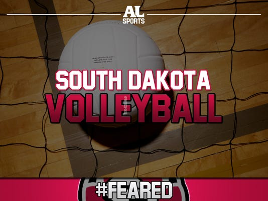 South Dakota volleyball team advances to NCAA Tournament