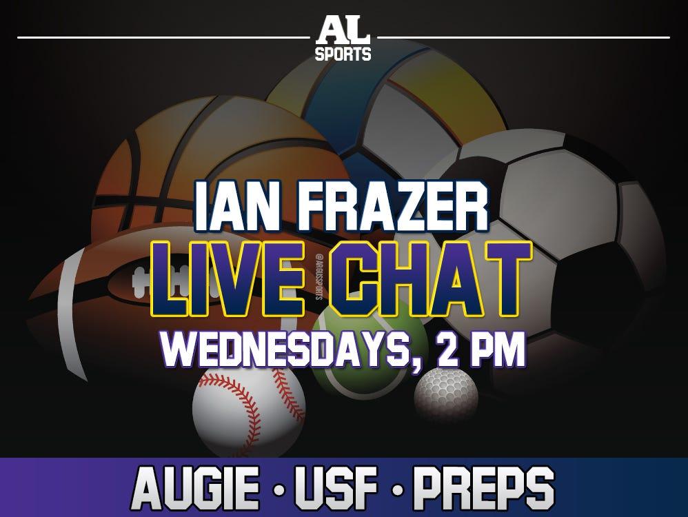 Ian Frazer live chat.