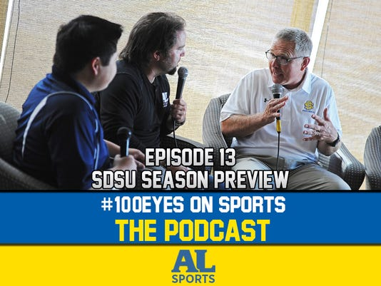 Ep. 13 -- South Dakota State Preview