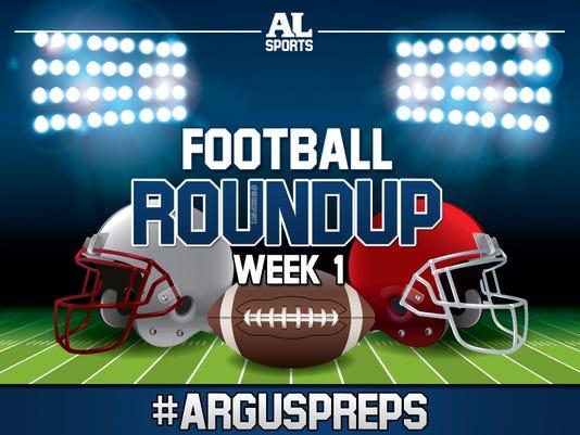 #ArgusFB Week 1