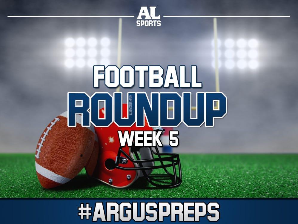 Week 5 Roundup