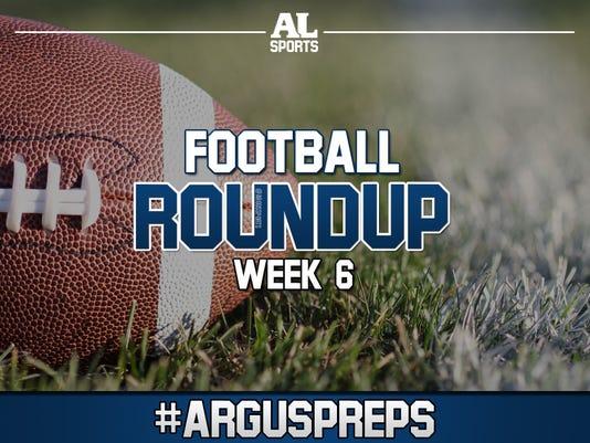 #ArgusFB Week 6