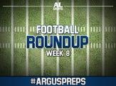 South Dakota high school football scores and roundup (Oct. 12)
