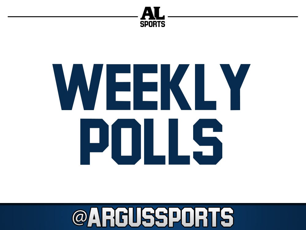 Polls! What kind of polls? The ones with the teams ranked in a particular order!