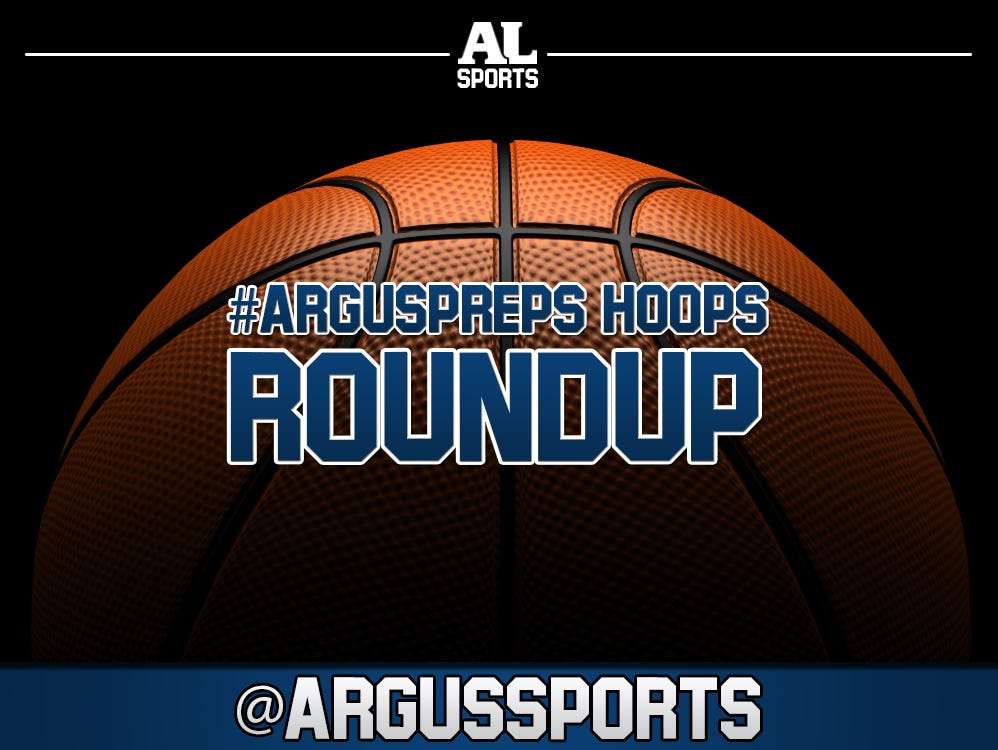 Argus Preps Hoops Roundup