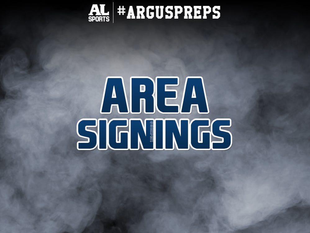 Area signings tile