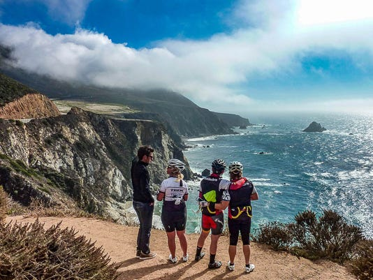 Trek Travel California Coast