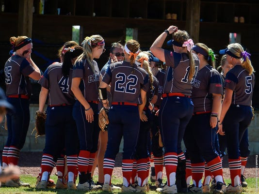 USI softball