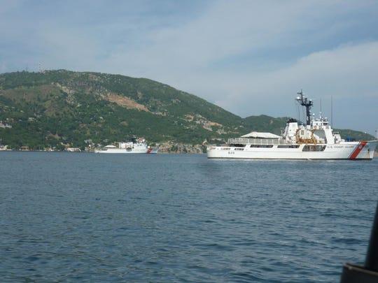 U.S. Coast Guard Cutter Decisive