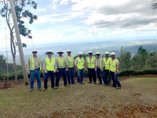 Mississippi Power has a  team assisting with Hurricane Maria restoration in Puerto Rico.